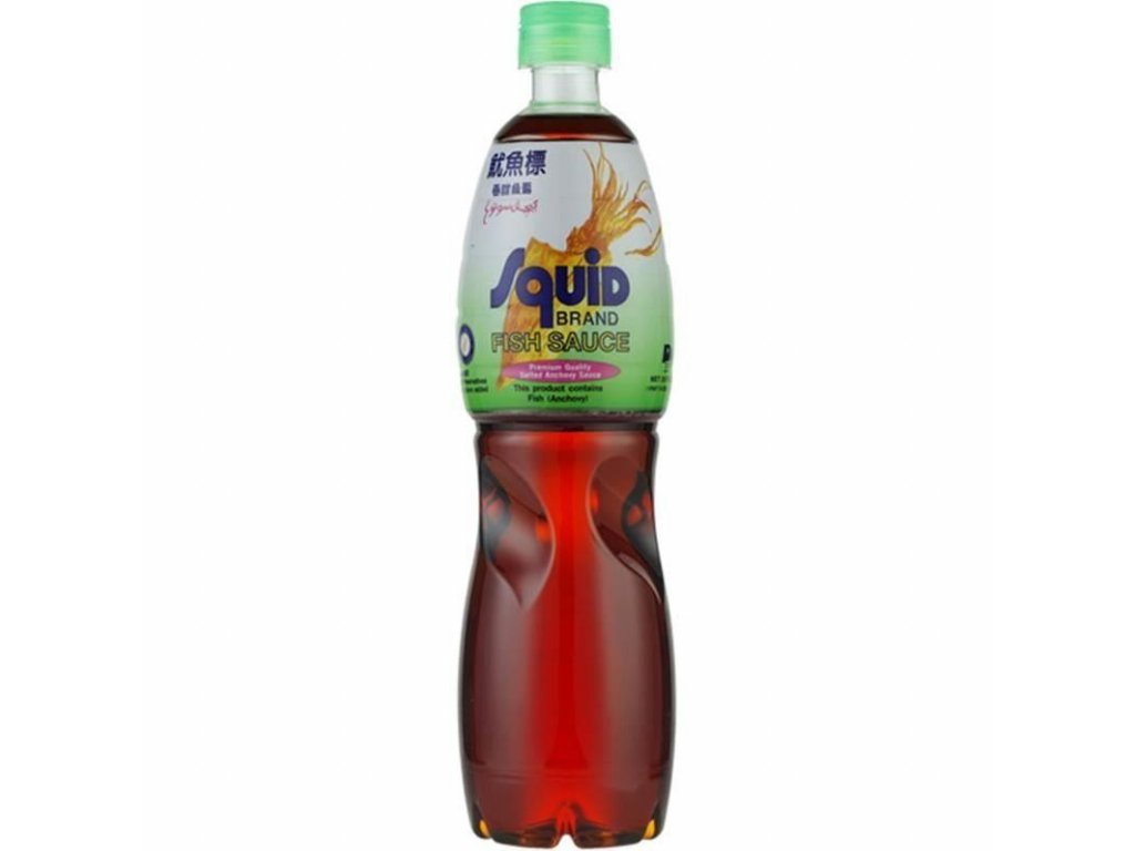 squid omacka rybi 700ml
