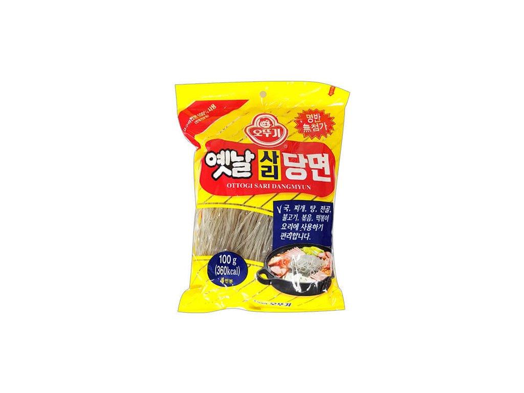 ottogi korejske sklenene nudle ze sladkych brambor 100g