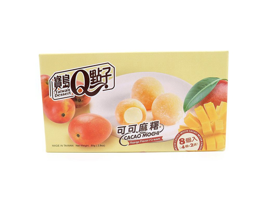 q mochi s prichuti kakao a manga 80g