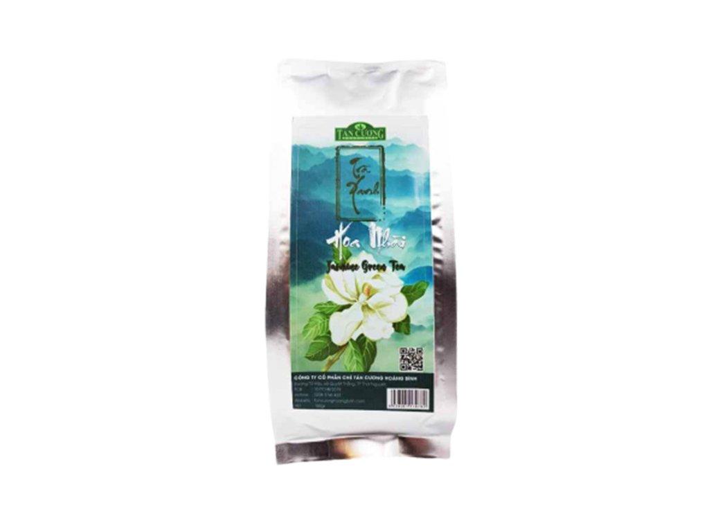 Zelený jasminový čaj sypaný 100g