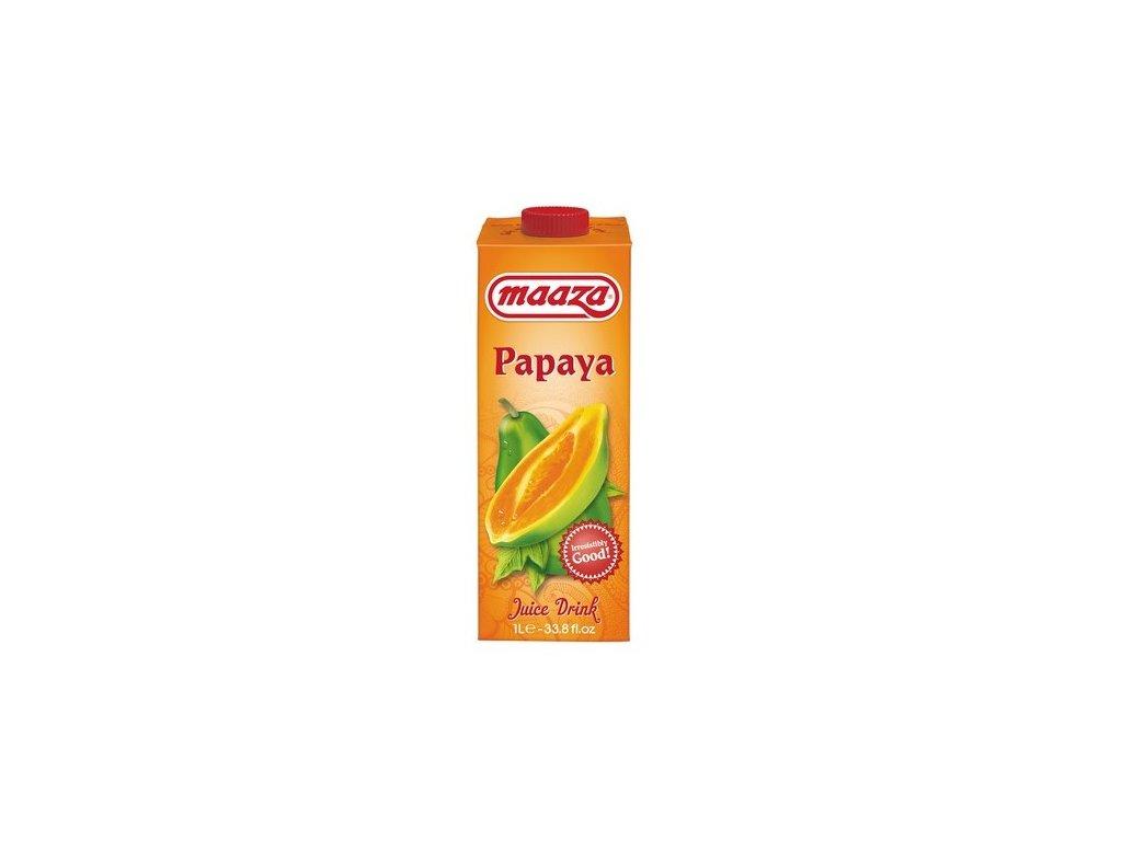 maaza papaja dzus 1l