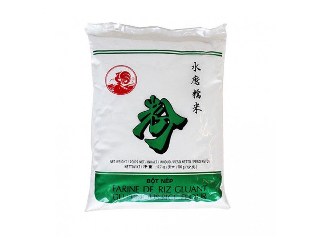 COCK Brand lepkavá rýžová mouka 400g