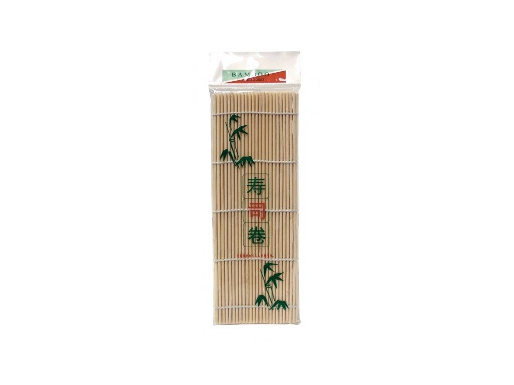 rolovaci podlozka na sushi 24x24cm