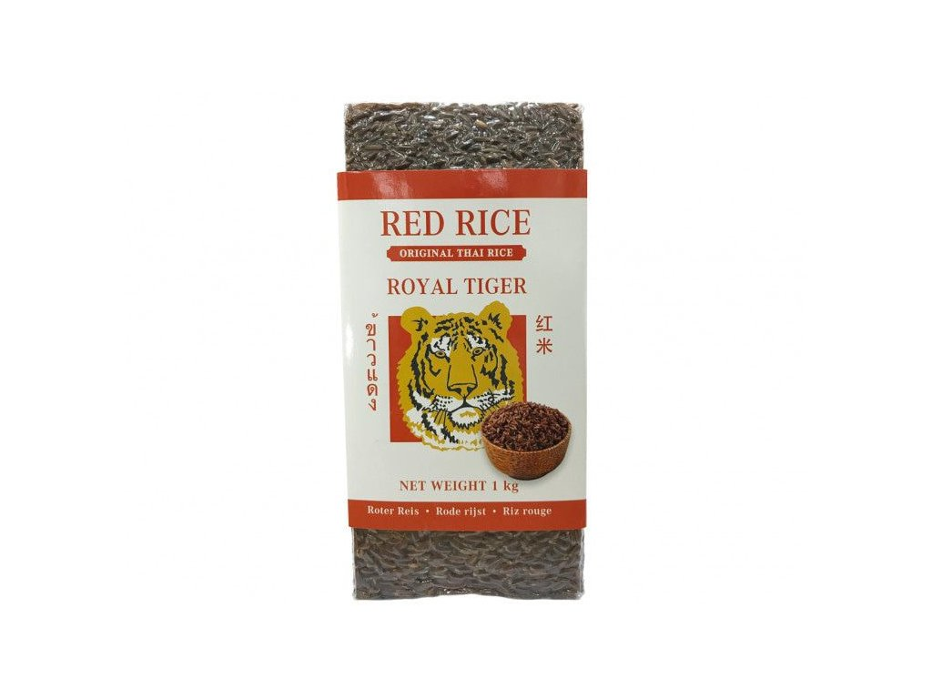 royal tiger cervena ryze 1kg
