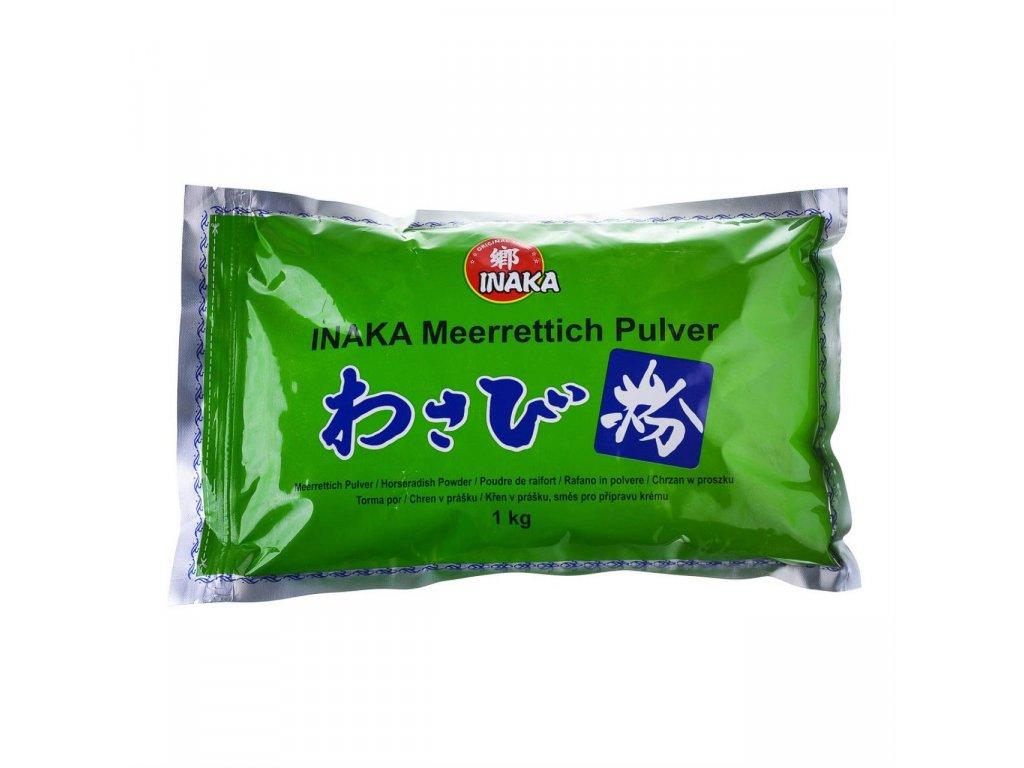 inaka krenovy prasek wasabi 1kg