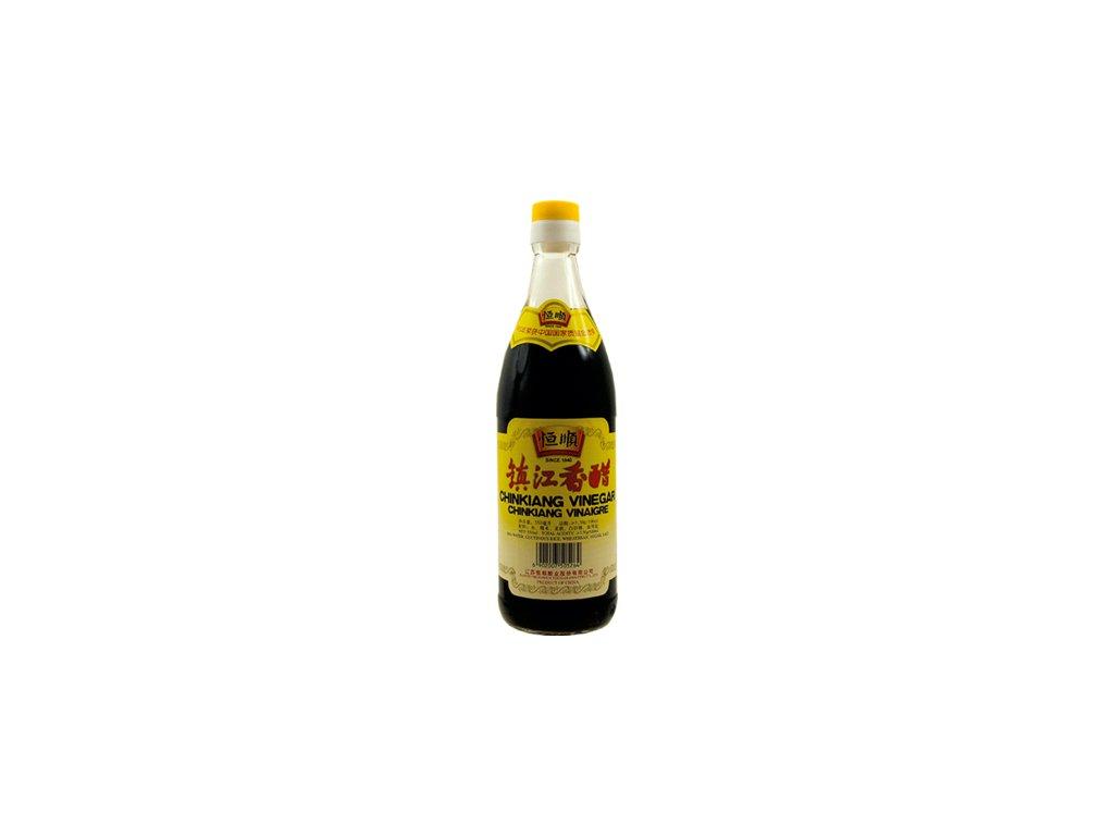 chinkiang cinsky cerny ocet z lepkave ryze 550ml