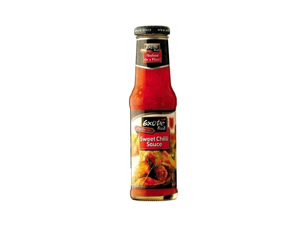 exotic food sladka chilli omacka 250ml