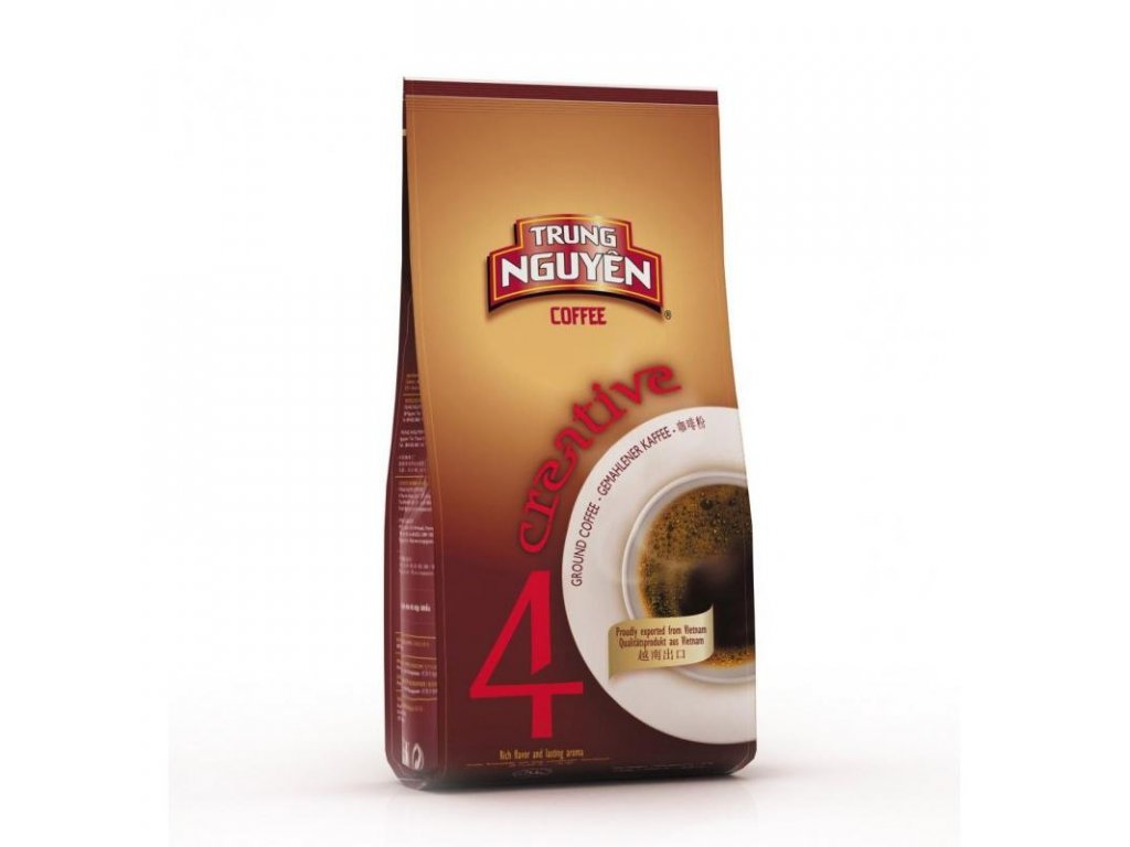 trung nguyen creative 4 mleta kava 250g