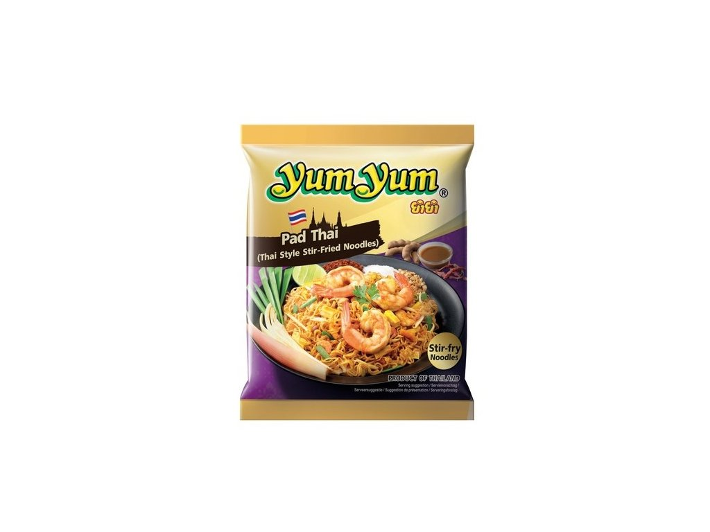 3719 yum yum instantni nudle pad thai 100g