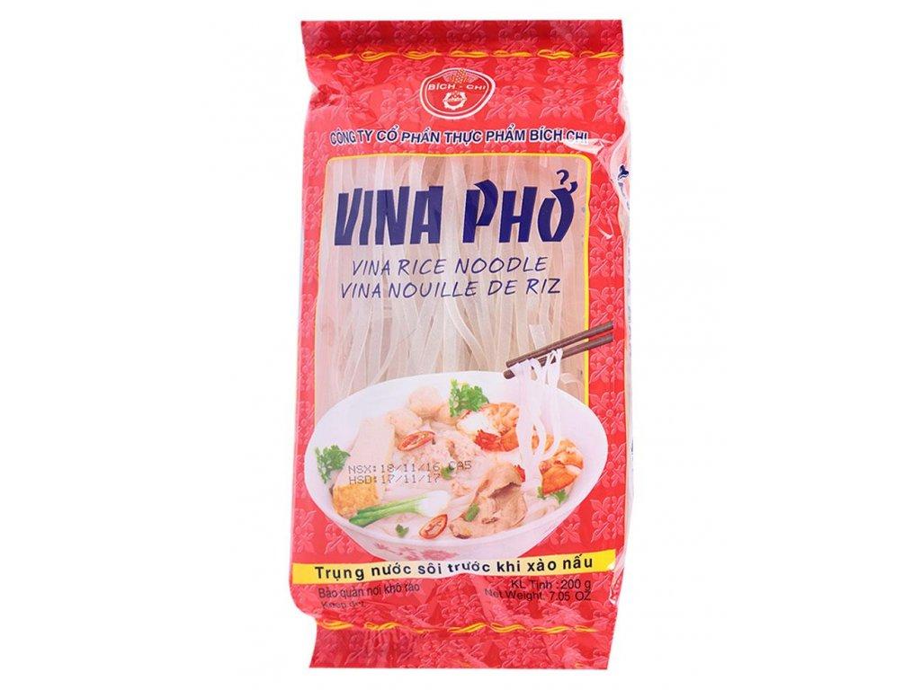 VINA Pho rýžové nudle 200g