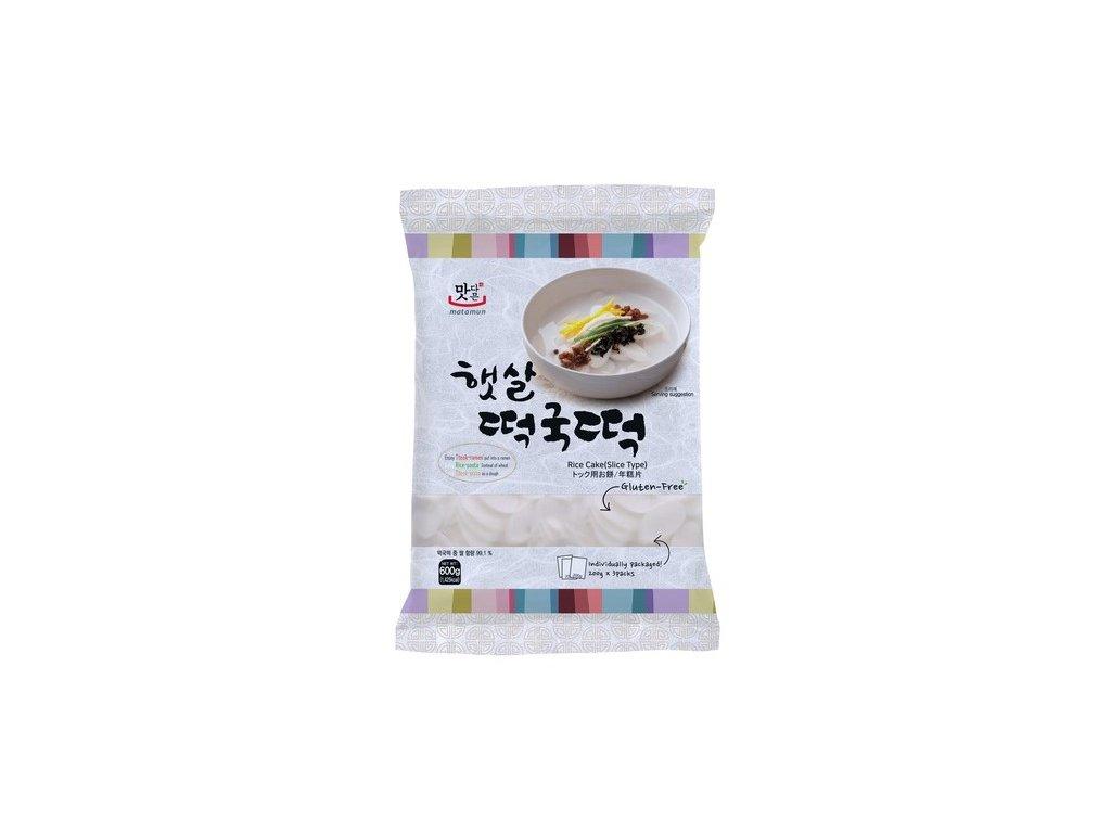 korejske ryzove kolacky platky 600g