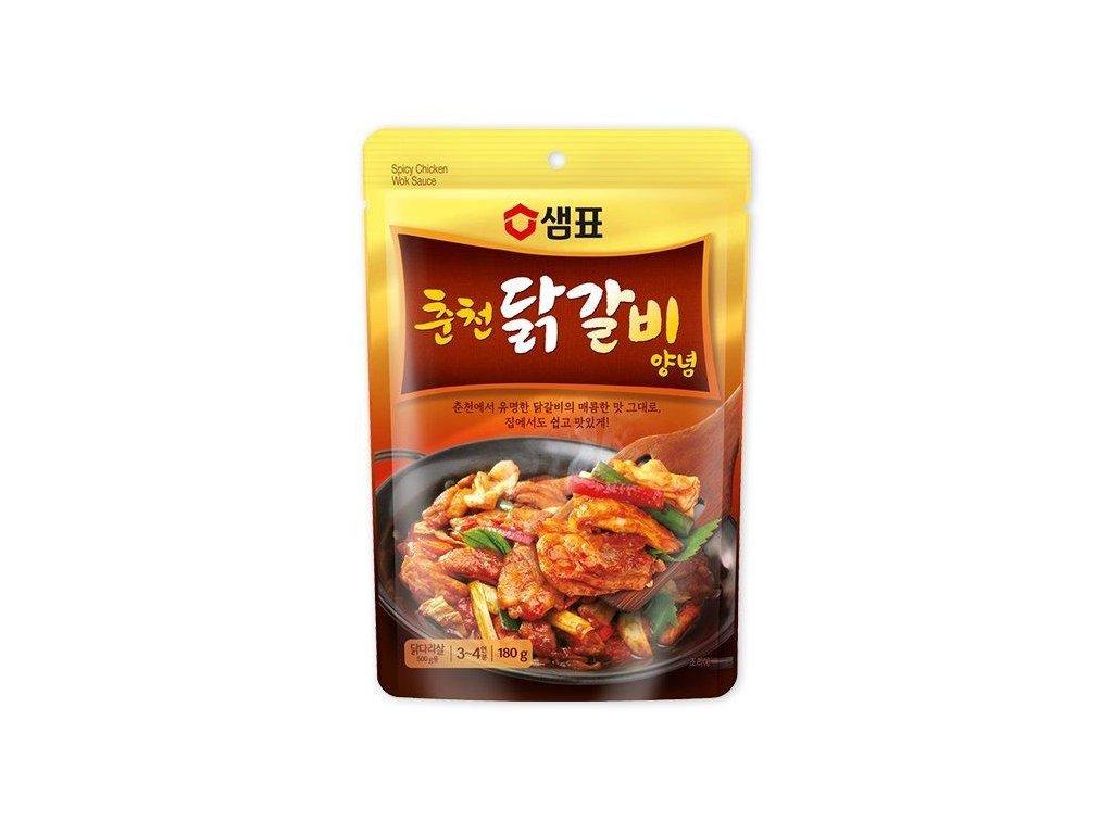 Sempio korejská omáčka na kuřecí Kalbi 180g