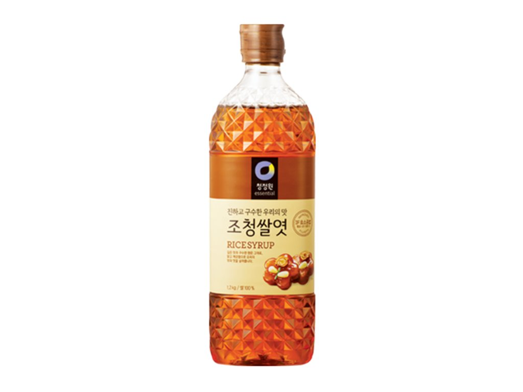 chungjungwon cisty ryzovy sirup 700g