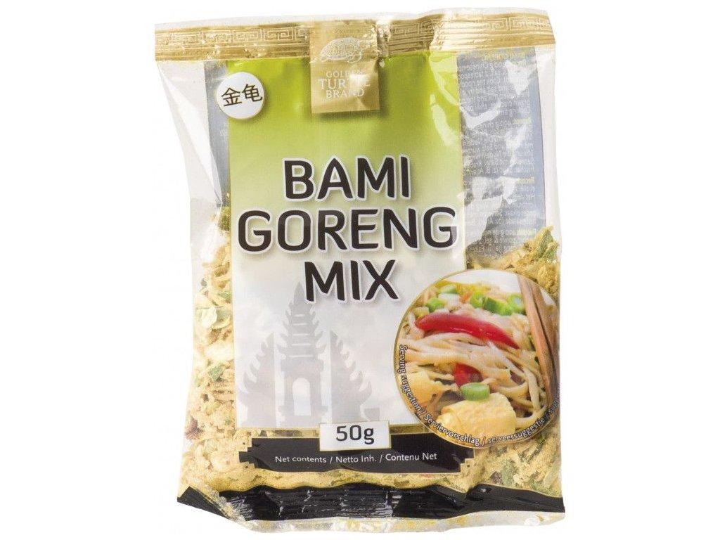 golden turtle korenici mix bami goreng 50g files