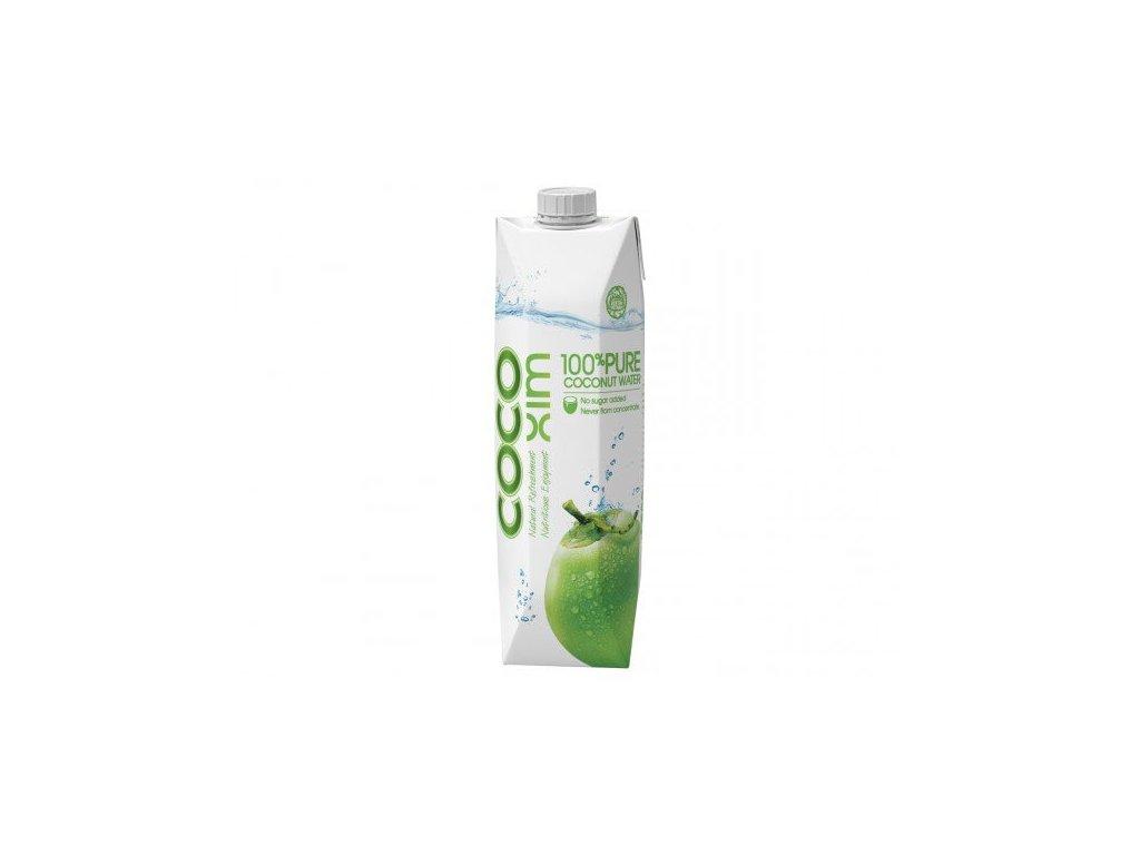 cocoxim kokosova voda 100 1l