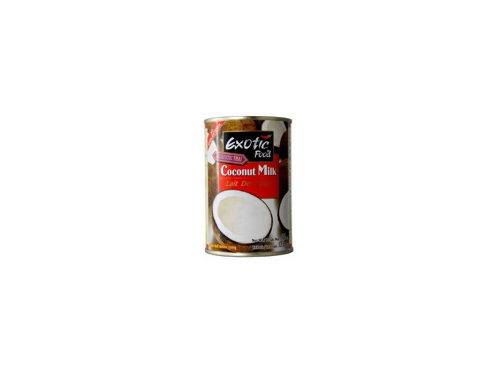 exotic food kokosove mleko 400ml