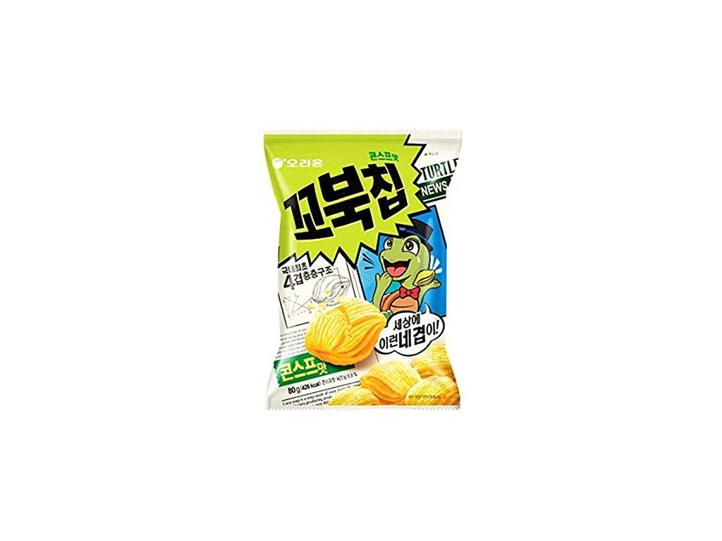 orion turle chips kukuricne 80g