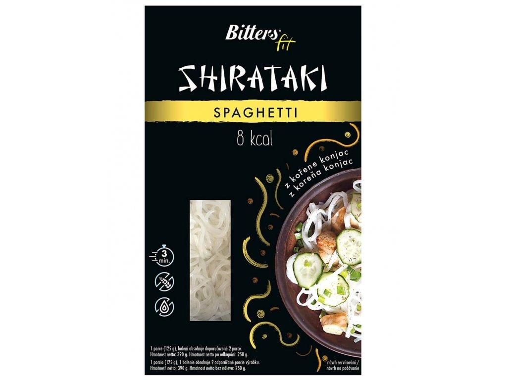 6606 bitters shirataki spaghetti slim 390g
