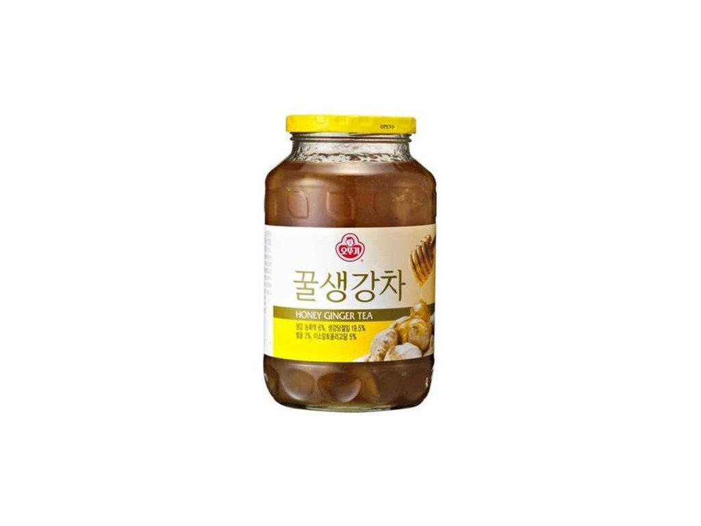 ottogi korejsky caj zazvor s medem 1kg