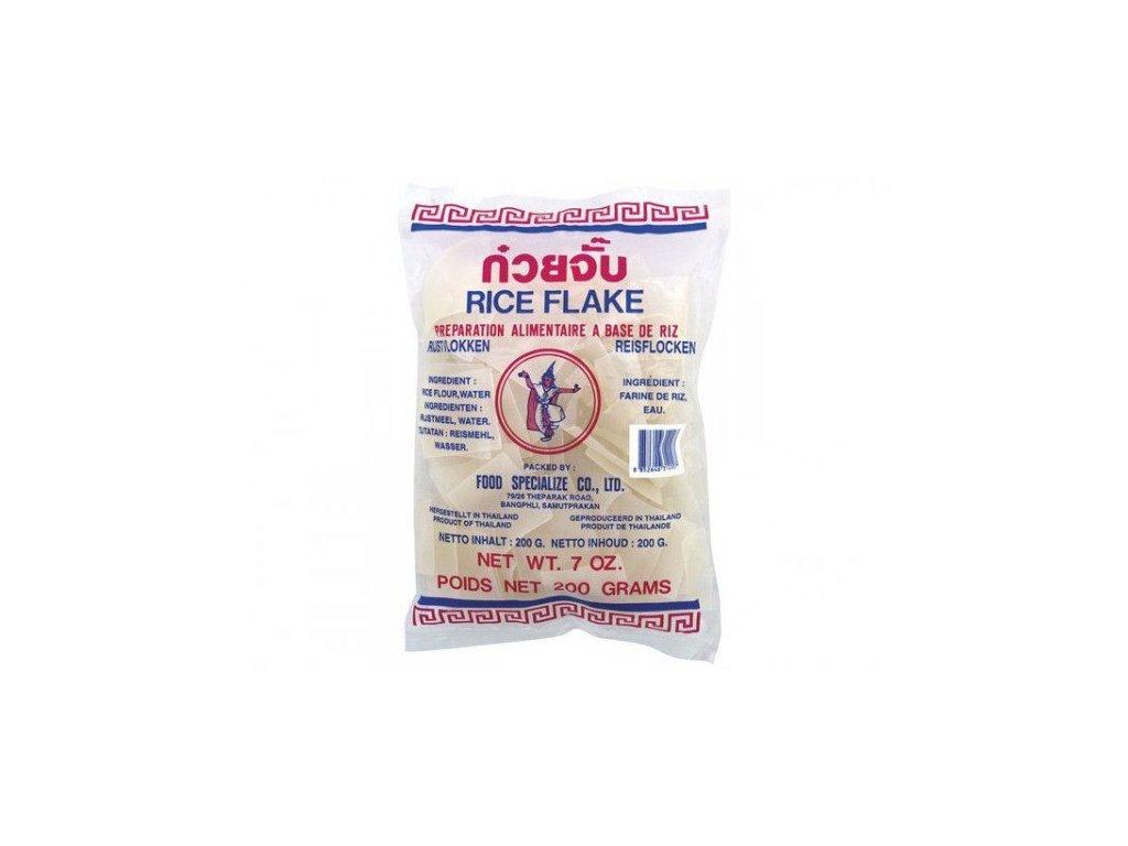 thai dancer ryzove nudle rezane na chow fun 200g