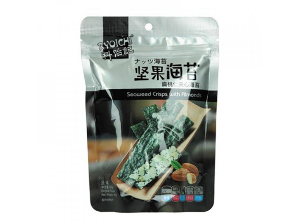 ryoichi lupinky z morskych ras s mandlemi 35g