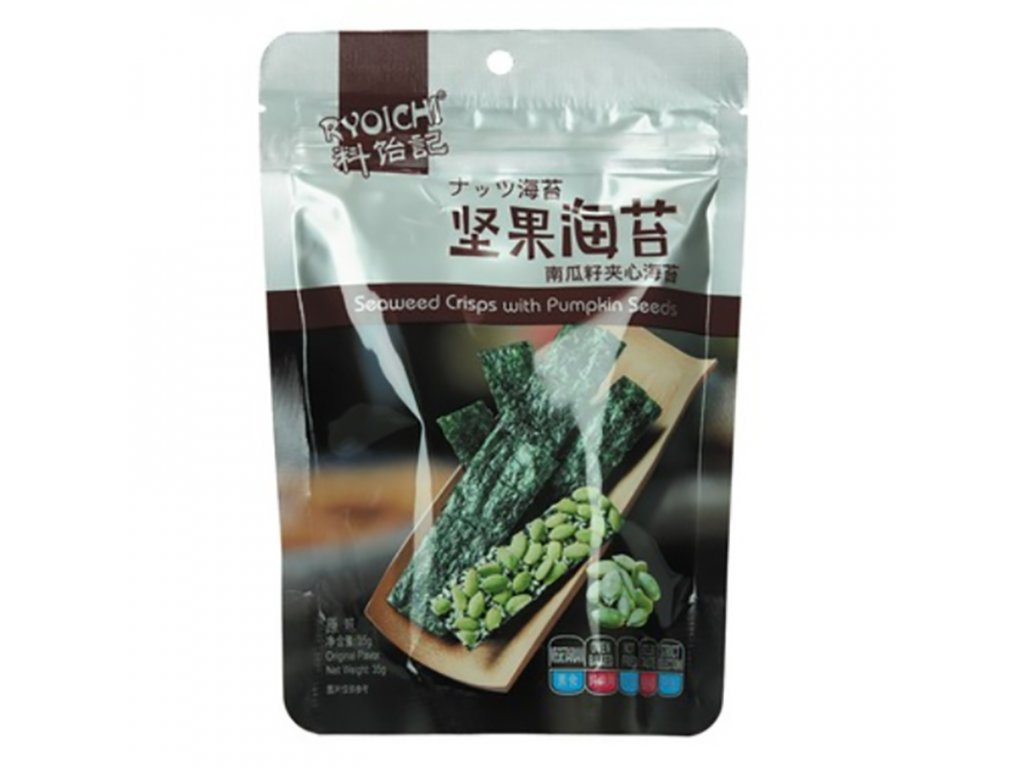 ryoichi lupinky z morskych ras s dynovymi seminky 35g