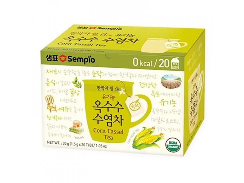 Sempio čaj z kukuřičných vlasů 30g