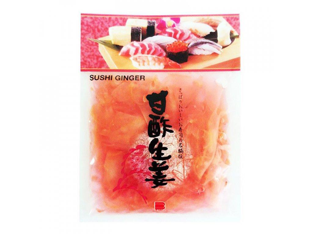 endo ruzovy zazvor na sushi 110g