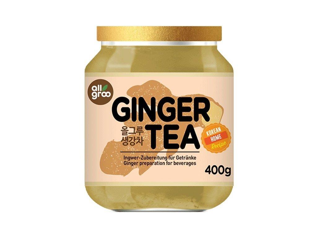 allgroo ginger tea 400g