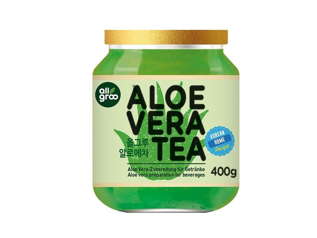 allgroo aloe vera tea 400g