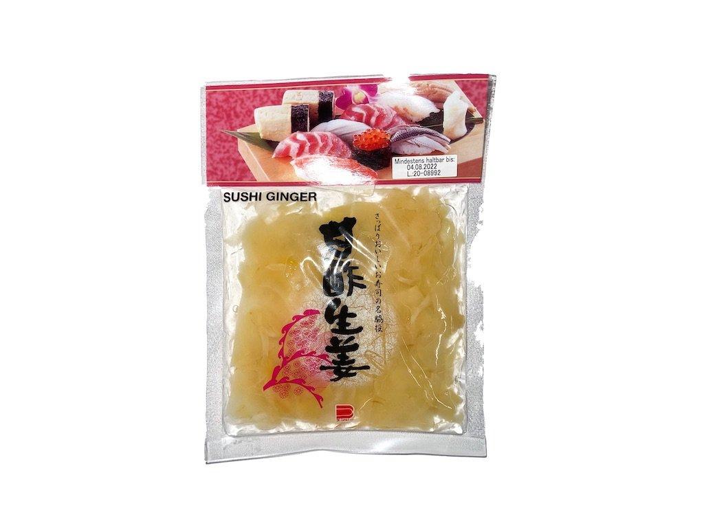 ENDO Sushi ginger white 110g