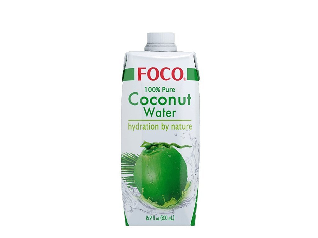 6312 foco 100 natural coconut water 330ml