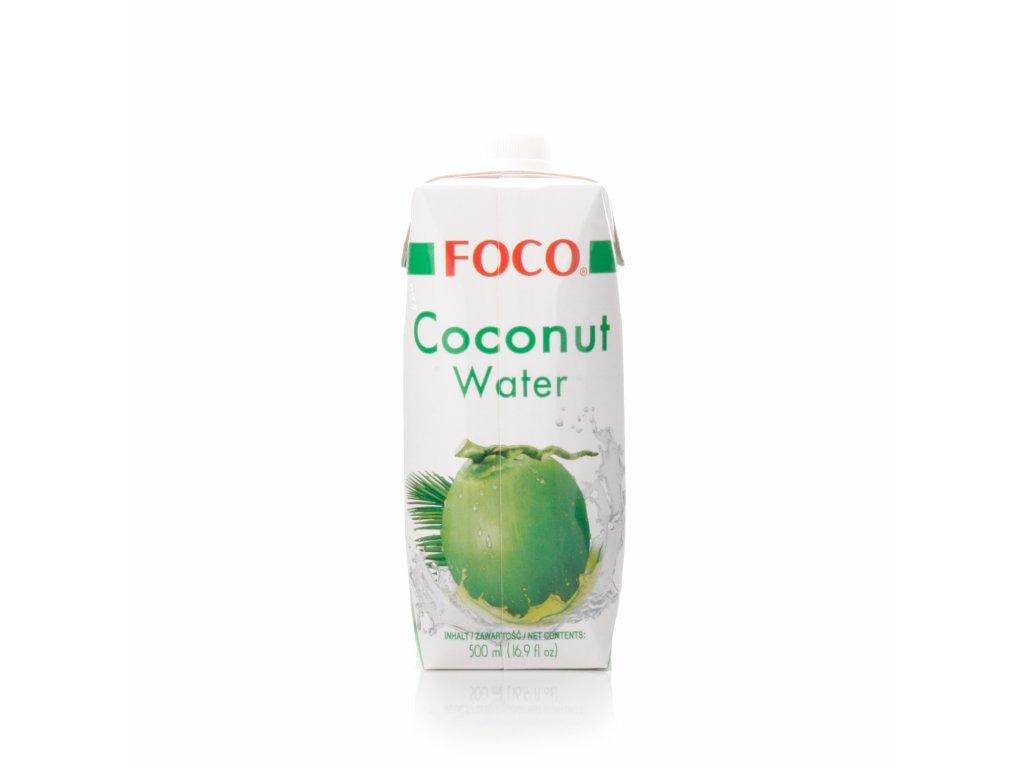 6312 foco 100 natural coconut water 500ml