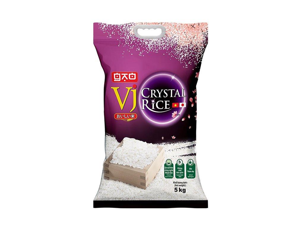 VJ jasminová rýže Crystal 5kg