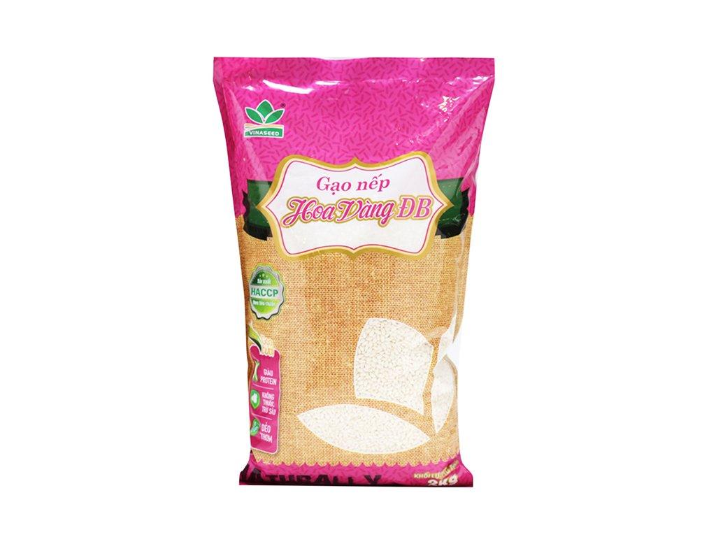 Lepkavá rýže dlouhozrnná 2kg