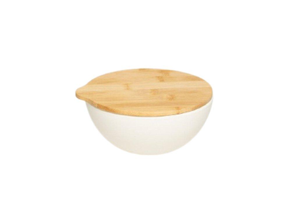 5663 bambusova miska s vikem mala