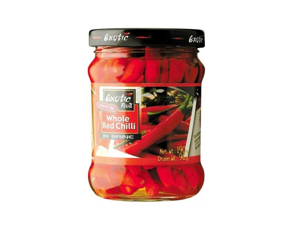 cervene cilli papricky ve sl nalevu exotic food 12x190g