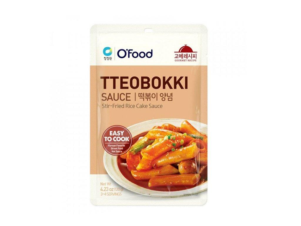ofood tteoboki korejska omacka 120g