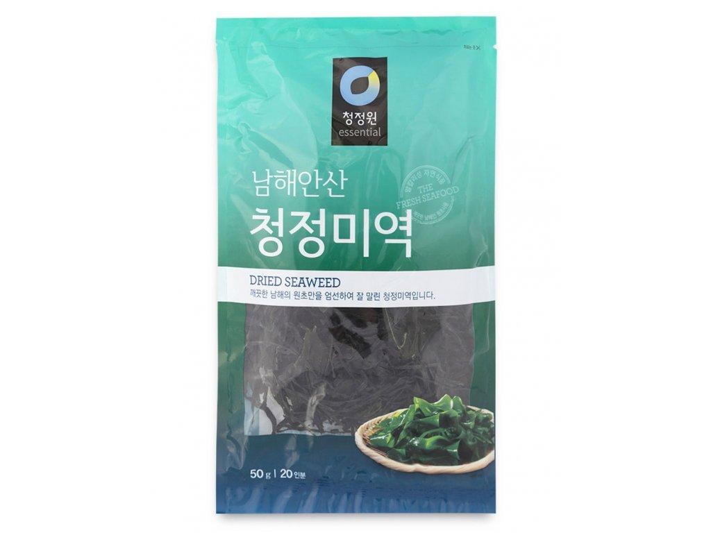 Daesang sušená mořská řasa Wakame 50g