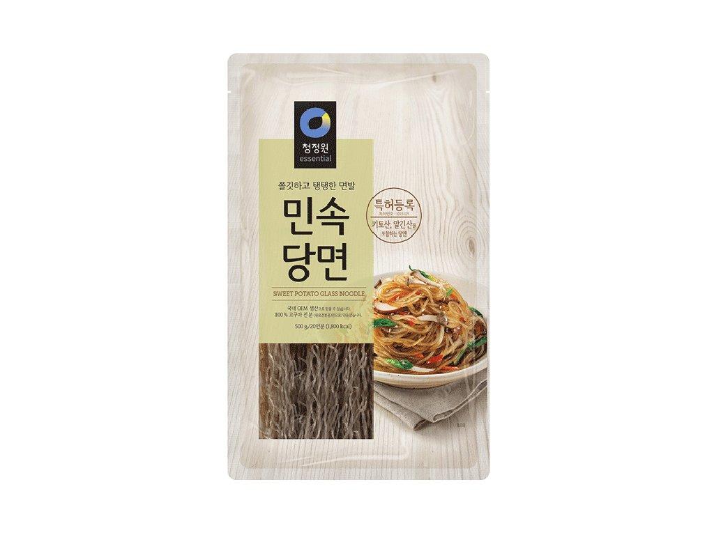 Chungjungwon nudle ze sladkých brambor 300 g