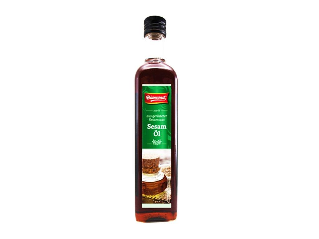 diamond olej z prazeneho sezamu 100 250ml