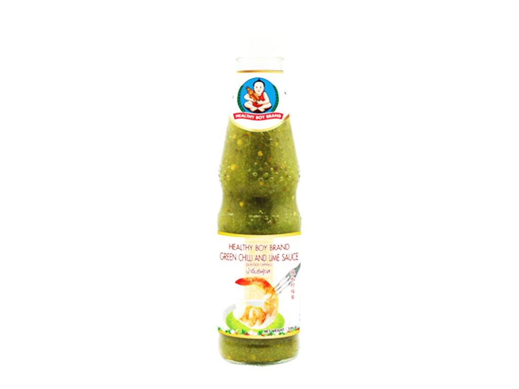 healthy boy omacka na morske plody 300ml