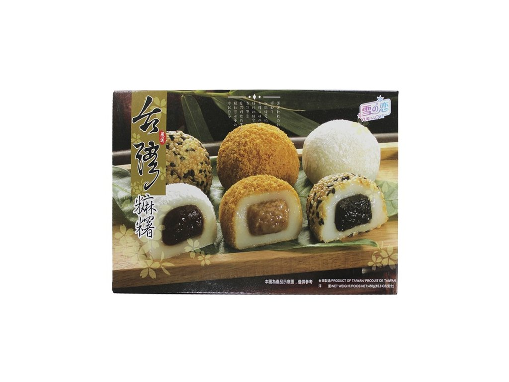 yuki&love mochi mix 450g