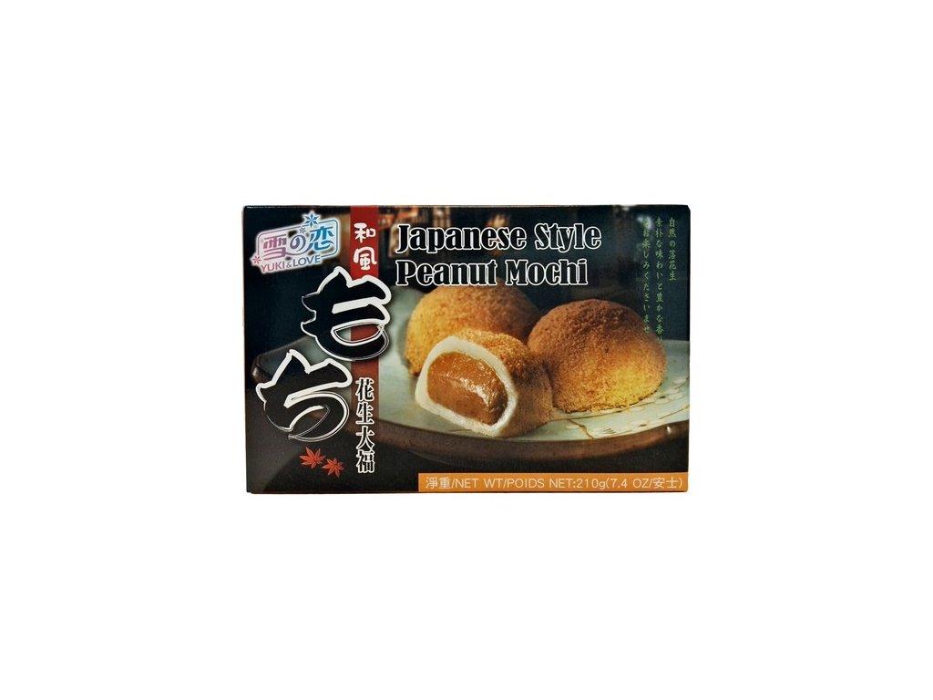 yuki&love mochi arasidovy 210g