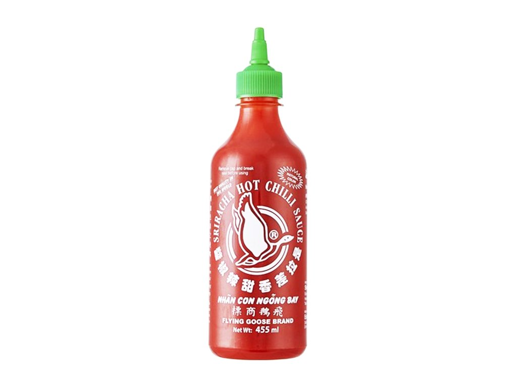 flying goose sriracha chilli 445ml