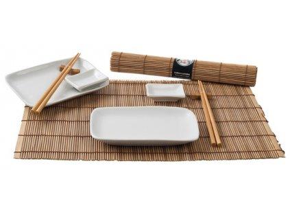 sushi set pro 2 hnedy