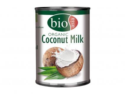 bioasia bio kokosove mleko 400ml