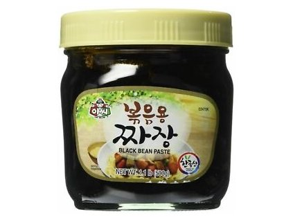 assi brand korejska pasta z cerne fazole 500g