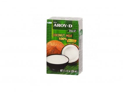 aroy d kokoslove mleko 250ml