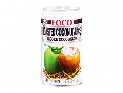 foco pecena kokosova voda 350ml